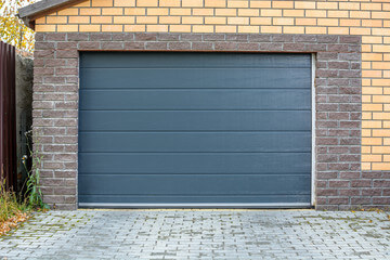 Electric Garage Doors Fitted Prices 2021 Cost Comparison Uk
